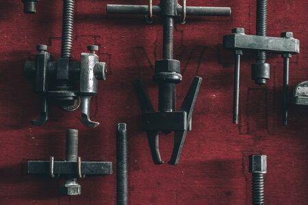 Craftsman tool 写真素材