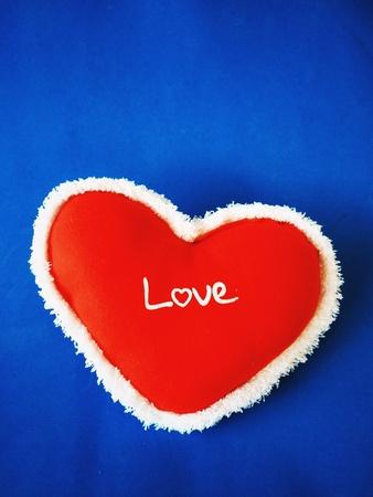 pillows: Heart shape pillow