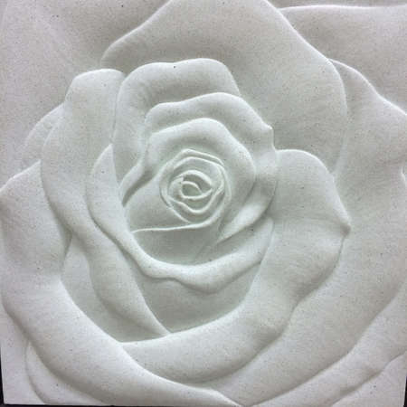 tile: Tiles shared rose for decoration