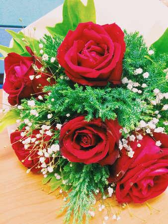 fleurs romantique: Fleurs romantiques