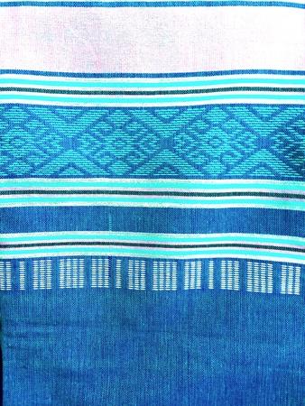 style: Thai cloth, texture, thai style. Stock Photo