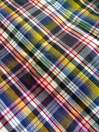 garment: Colorful cloth