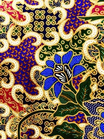 garment: Butik cloth, fashion, flower Stock Photo