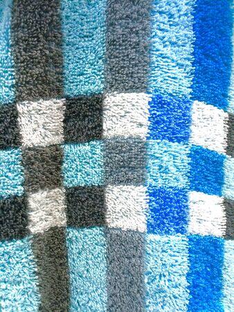 decoratiion: Colorful fabric, decoratiion, clothes Stock Photo