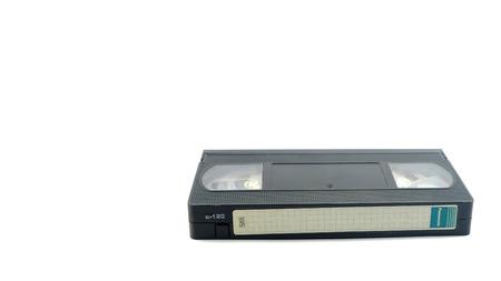vdo: Black Blank VDO Tape