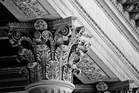 corinthian: Corinthian Column in Versailles