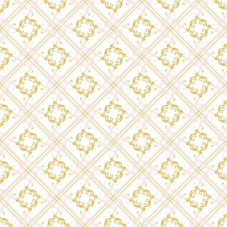 ornamentation: Gorgeous Ornamentation pattern Illustration