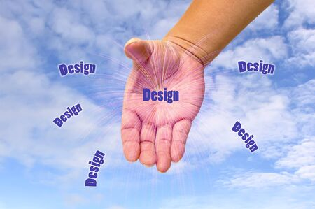 Design out of hand photo
