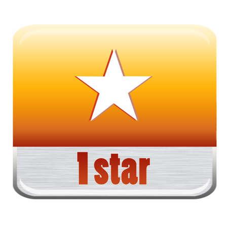 Five stars ratings  Stock Photo - 9652613