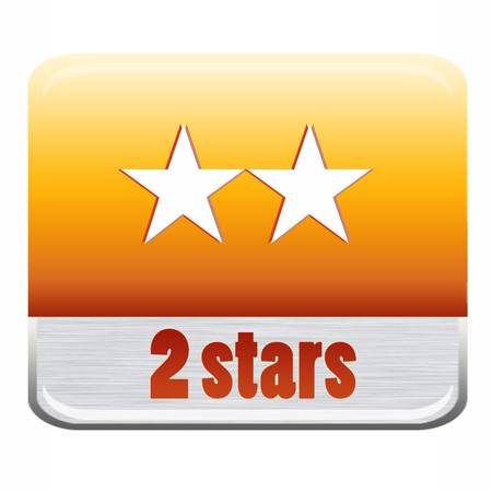 Five stars ratings  Stock Photo - 9652618