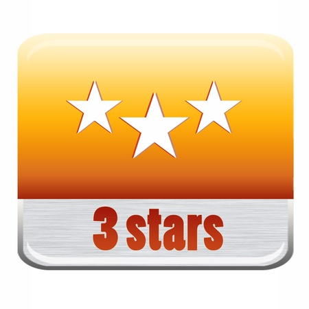 Five stars ratings  Stock Photo - 9652621