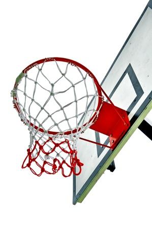 cancha de basquetbol: Tablero de baloncesto