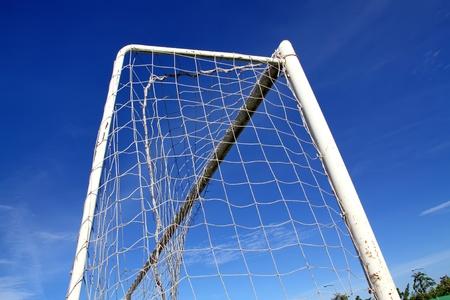 Net soccer goal football photo