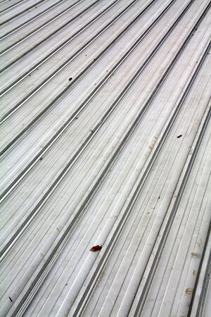 Background roof made of steel Stock Photo - 10180754