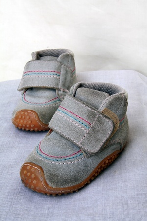 Children shoes photo