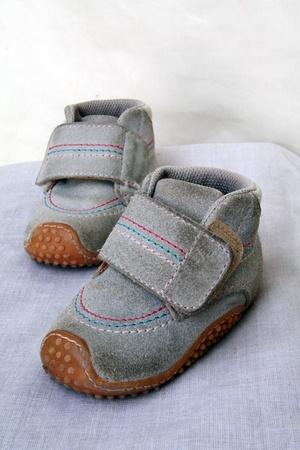 Children shoes photo
