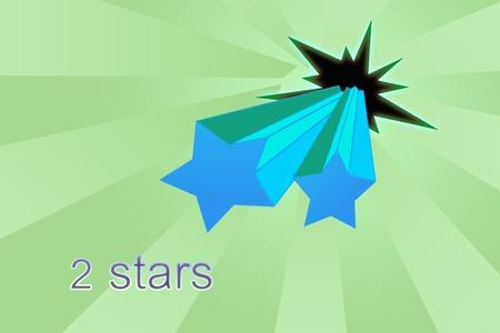 Five stars ratings Stock Photo - 11229022