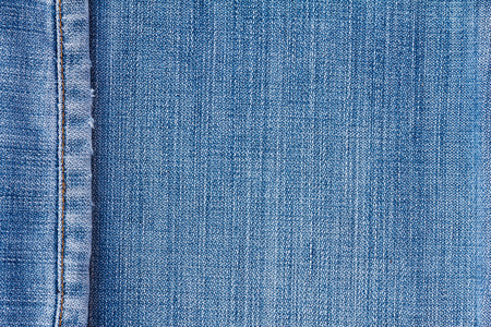 seam: Jeans texture with seam
