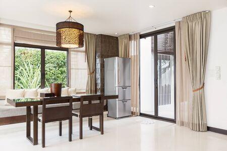 modern living room: Modern living room interior Editorial