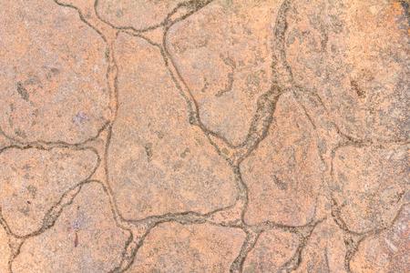 cracked stone wall background. Reklamní fotografie