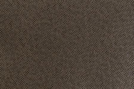 Dunkelbraun Leder Textur, dunkelbraune Ledertasche, dunkelbraun Leder Hintergrund für Design.