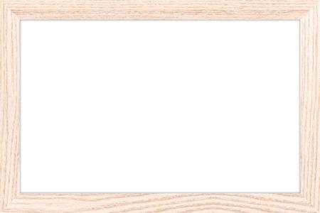 Empty bulletin board with a wooden frame, whiteboard texture, blank whiteboard. Stok Fotoğraf