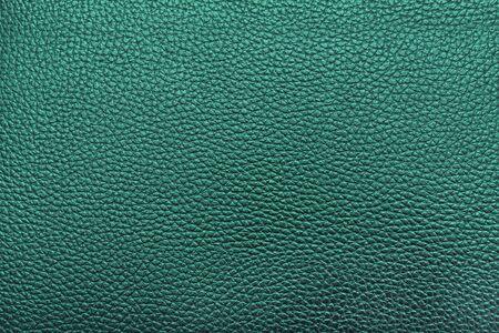 Vert texture de cuir ou de fond en cuir pour la conception avec copie espace pour le texte ou l'image.