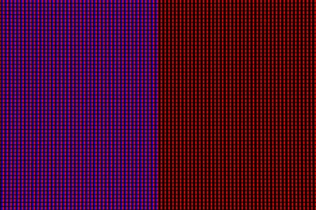 LED screen. LED lighting bulb pattern. RGB led diode display panel. Close up LED TV display. Close up of TFT monitor for background and design with copy space for text or image.