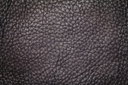 brown leather texture: Deep brown leather texture or leather background for design with copy space for text or image.