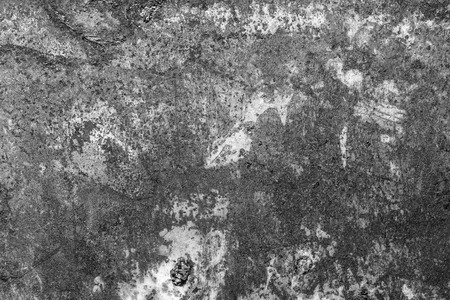rusty metal texture: Rusty metal texture or rusty metal background. Grunge retro vintage of rusty metal plate for design with copy space for text or image. Dark edged. Black and white.