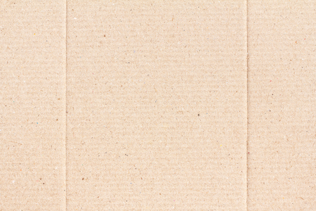 Corrugated paper cardboard texture or corrugated paper background for design with copy space for text or image. 版權商用圖片