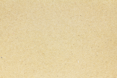 Recycled brown paper texture or paper background for design with copy space for text or image.
