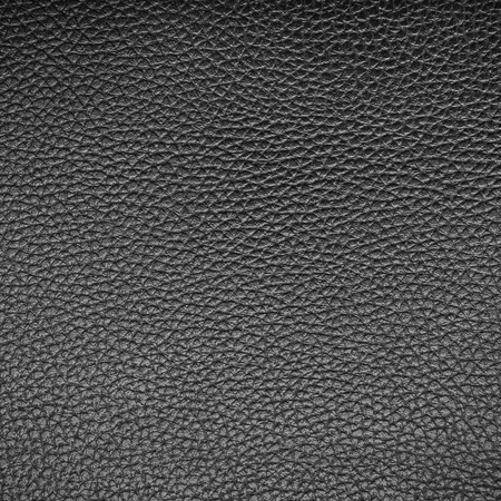 Black leather texture, leather background for design with copy space for text or image. Reklamní fotografie