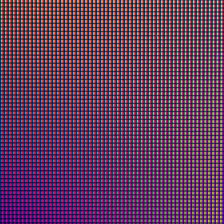 Closeup LED diode from LED TV, LED monitor screen display panel for design with copy space for text or image.