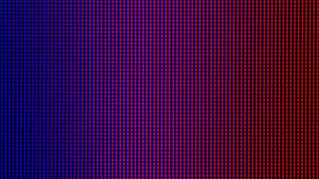 Closeup LED diode of LED TV, LED monitor screen display panel.