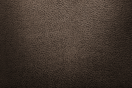 sackcloth: Brown leather texture background for fashion, furniture or interior concept design.