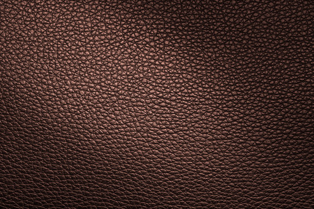 grid: Red brown leather texture background for fashion, furniture or interior concept design. Stock Photo
