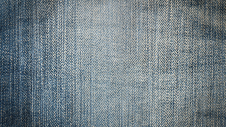 Denim jeans fabric texture background for beauty, fashion and clothing concept design.