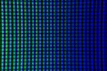 LED lights from LED computer monitor screen display panel for graphic website template. electricity or technology design. Imagens
