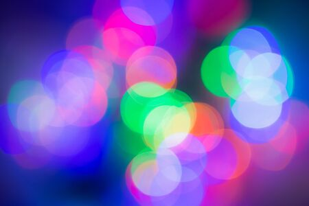 Christmas xmas, Happy new year 2020 abstract bokeh background. defocused.