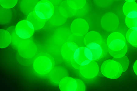 Abstract colorful bokeh background.
