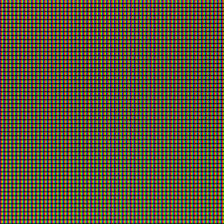 Closeup LED diode from LED TV or LED monitor computer screen display panel.