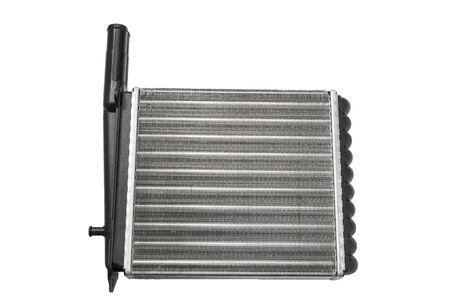 New car radiator on a white background Reklamní fotografie