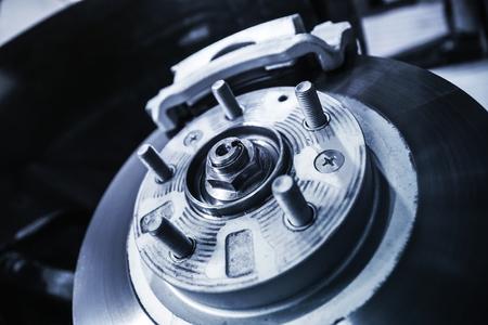 car wheel brake