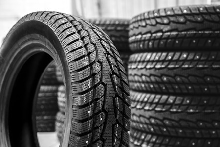 new car tire compared to other tires