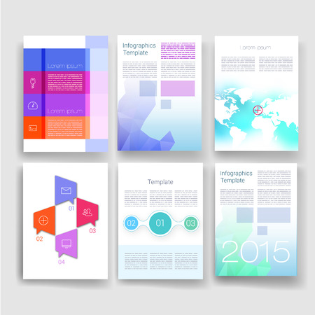 graphic presentation: Templates. Design Set of Web, Mail, Brochures. Mobile, Technology, and Infographic Concept. Modern flat and line icons. App UI interface mockup. Web ux design.