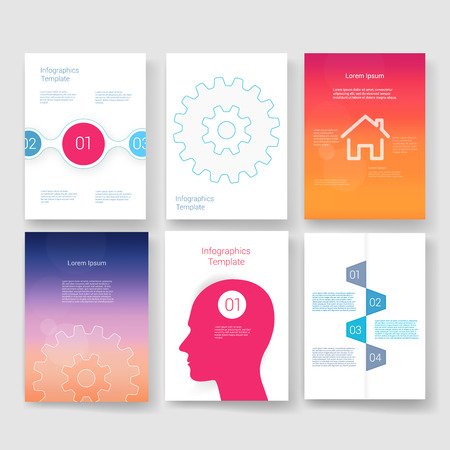 web design banner: Templates. Design Set of Web, Mail, Brochures. Mobile, Technology, and Infographic Concept. Modern flat and line icons. App UI interface mockup. Web ux design.