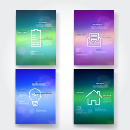 design process: Templates. Design Set of Web, Mail, Brochures. Mobile, Technology, and Infographic Concept. Modern flat and line icons. App UI interface mockup. Web ux design.