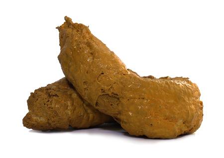 yuck: poop Stock Photo