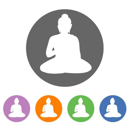 muladhara: Buddha icon